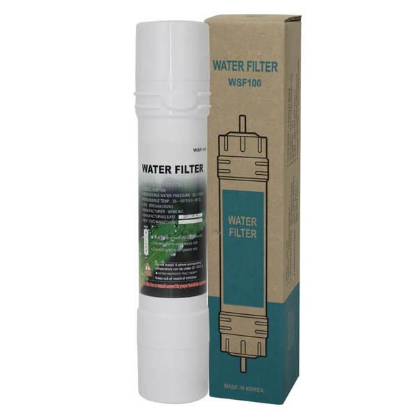 filtre frigo samsung wsf100 v2 water filter samsung 006193. Black Bedroom Furniture Sets. Home Design Ideas