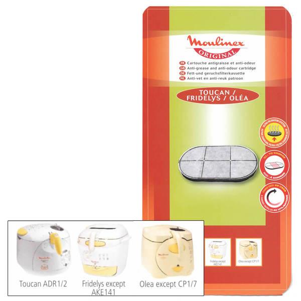 filtre ada903 filtre friteuse toucan fridelys olea moulinex 006387. Black Bedroom Furniture Sets. Home Design Ideas