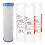 Kit cartouches pour PERMO DIFLO - Crystal Filter® CBE-10-934 et PE-002