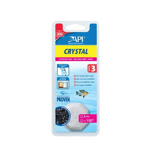Filtre aquarium API Rena  Crystal Size 3 (x1 filtre)