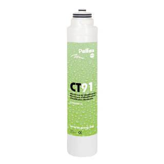 Membrane de rechange encapsulee pour ultrafiltration - Pallas FT 91 - CT 91 (baionnette)