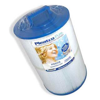 Filtre PDO75-XP3 Pleatco Standard - Compatible 1561-12 - Filtre Spa bain remous