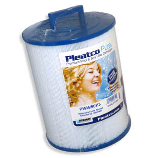 Filtre PWW50P3 Pleatco Advanced Spa - Compatible Unicel 6CH-940 et Filbur FC-0359 - Filtre Spa bain remous