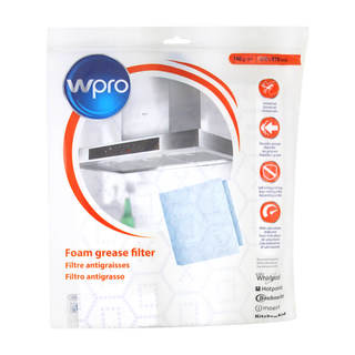 UGF015 Universel papier feutre - Filtre hotte aspirante antigraisse en papier feutre