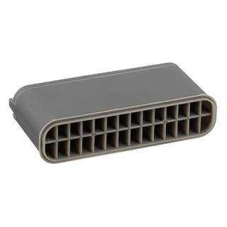 Aérateur rectangulaire Laminar 32 x 8 mm