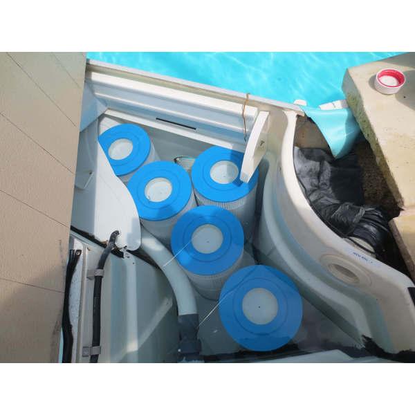 filtre piscine escawat