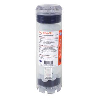 Conteneur de silicophosphates 9''3/4 à 10'' - Anti-tartre - Crystal Filter® CO-934-SIL