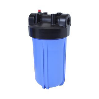 Carter porte filtre FHPP-10BB Big Blue 10'' entrée/sortie 1'' femelle - Crystal Filter®