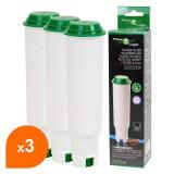 Cartouche Claris Krups F088 compatible - Filtre à eau cafetière FL-701 (lot de 3)